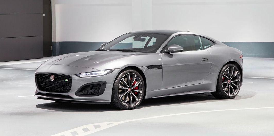 ERSTER CHECK: JAGUAR F-TYPE 21MY
