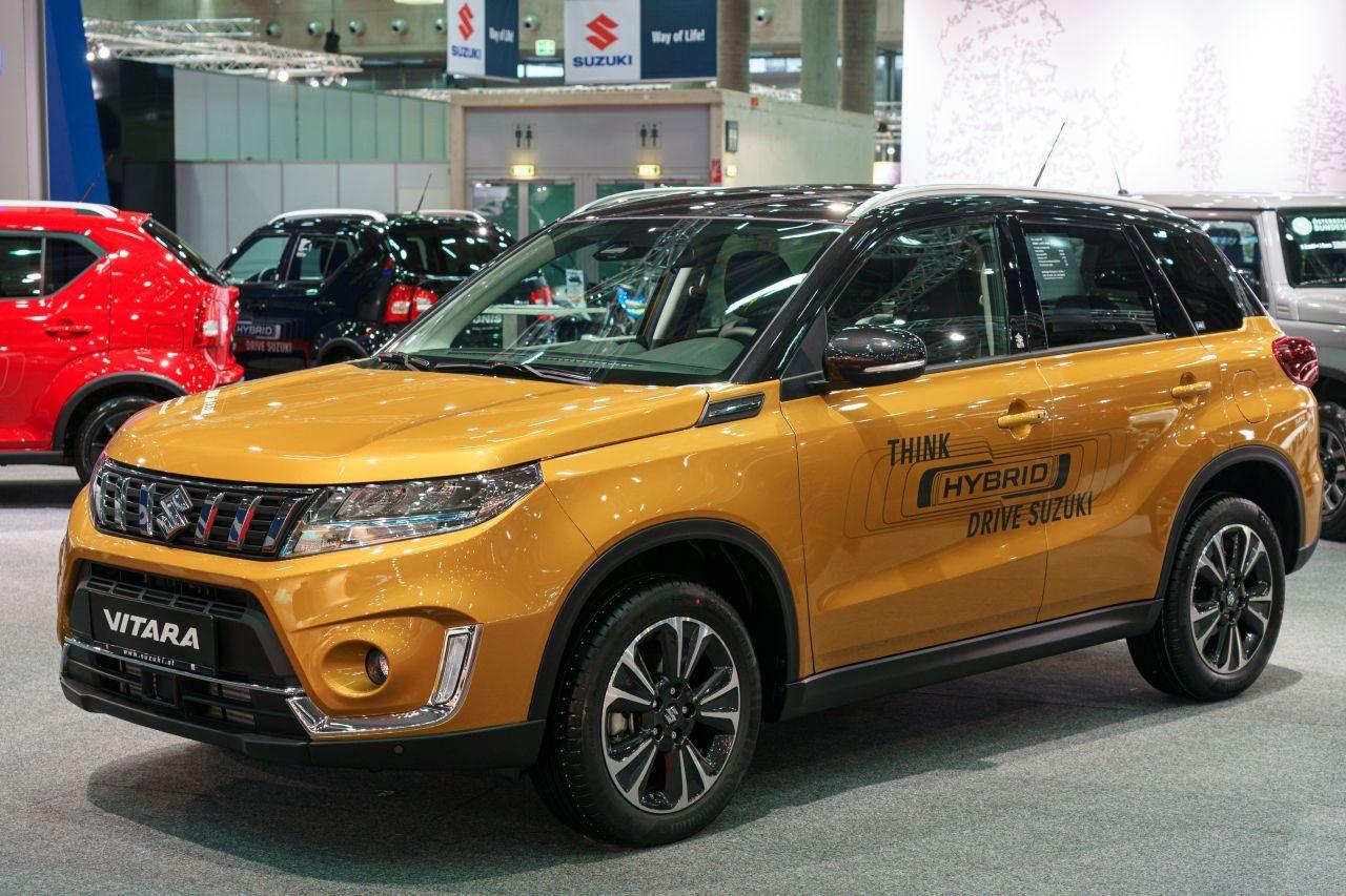 2020 Suzuki Sx4 First Drive