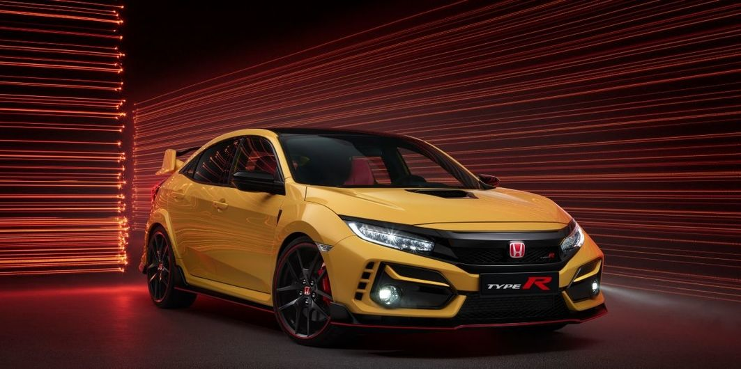 HONDA CIVIC TYPE R LIMITED EDITION / SPORT LINE / GT