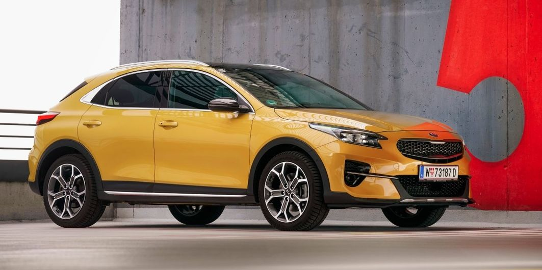 INTENSIV-TEST: KIA XCEED 1,6 T-GDI PLATIN